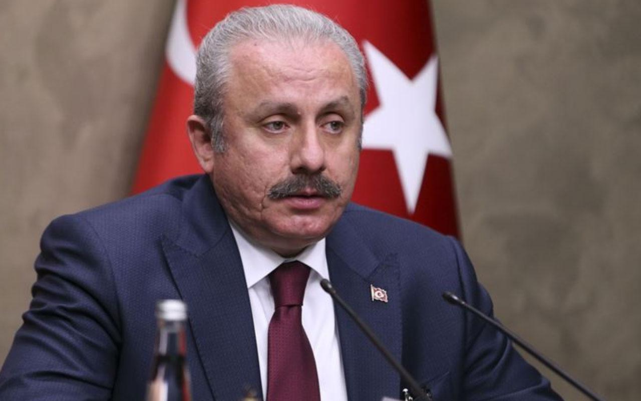 TBMM Başkanı Mustafa Şentop'tan 'Turgut Özal' mesajı