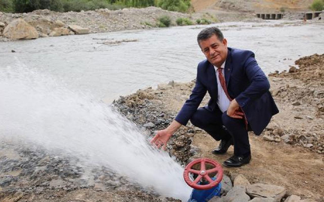 Şırnak Belediye Başkanı Mehmet Yarka koronavirüse yakalandı