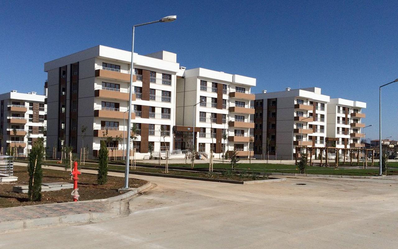 TOKİ o illerde çekilişsiz kurasız konut satışına çıktı 131 bin liradan başlayan evler