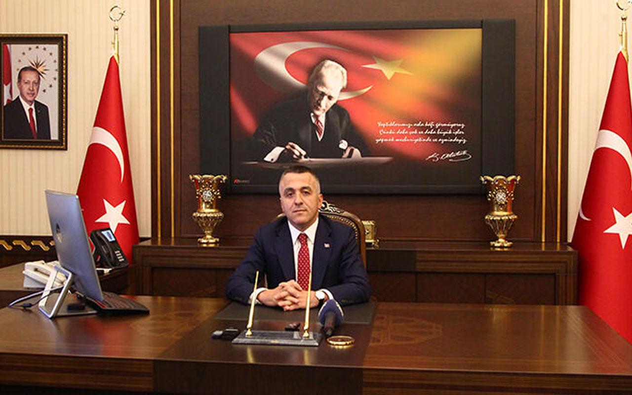 Kırklareli Valisi Osman Bilgin: Kovid-19 vakaları nisan ayına göre 3 kat arttı