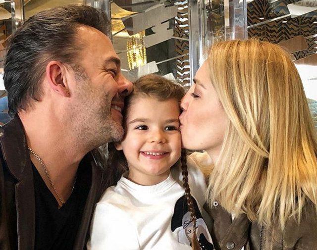 FOX TV Mucize Doktor oyuncusu Murat Aygen'den eşine romantik kutlama