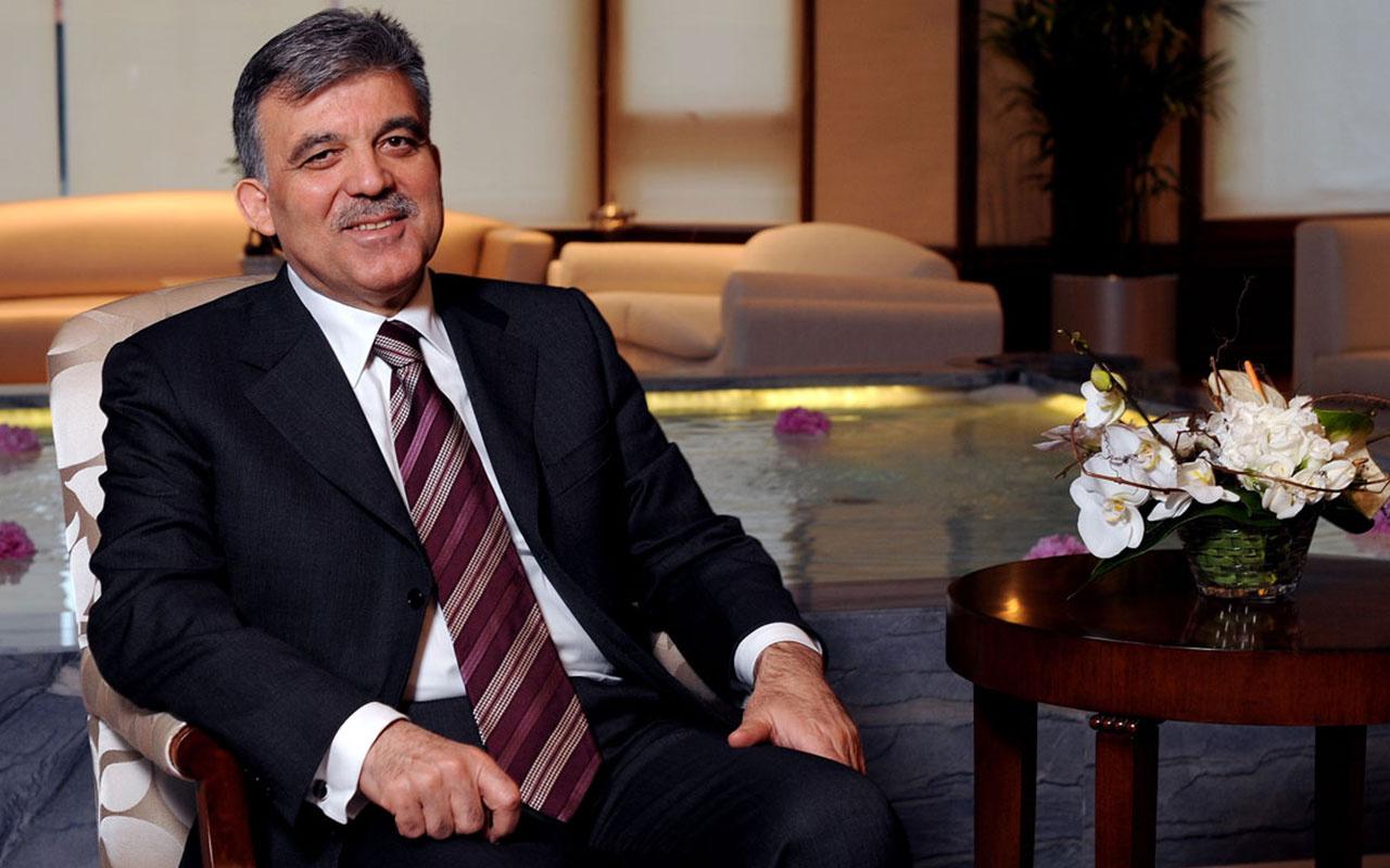 Abdullah Gül'den Anayasa Mahkemesi çıkışı! 'Işıkla yanıyor' paylaşımı yanlış ama...