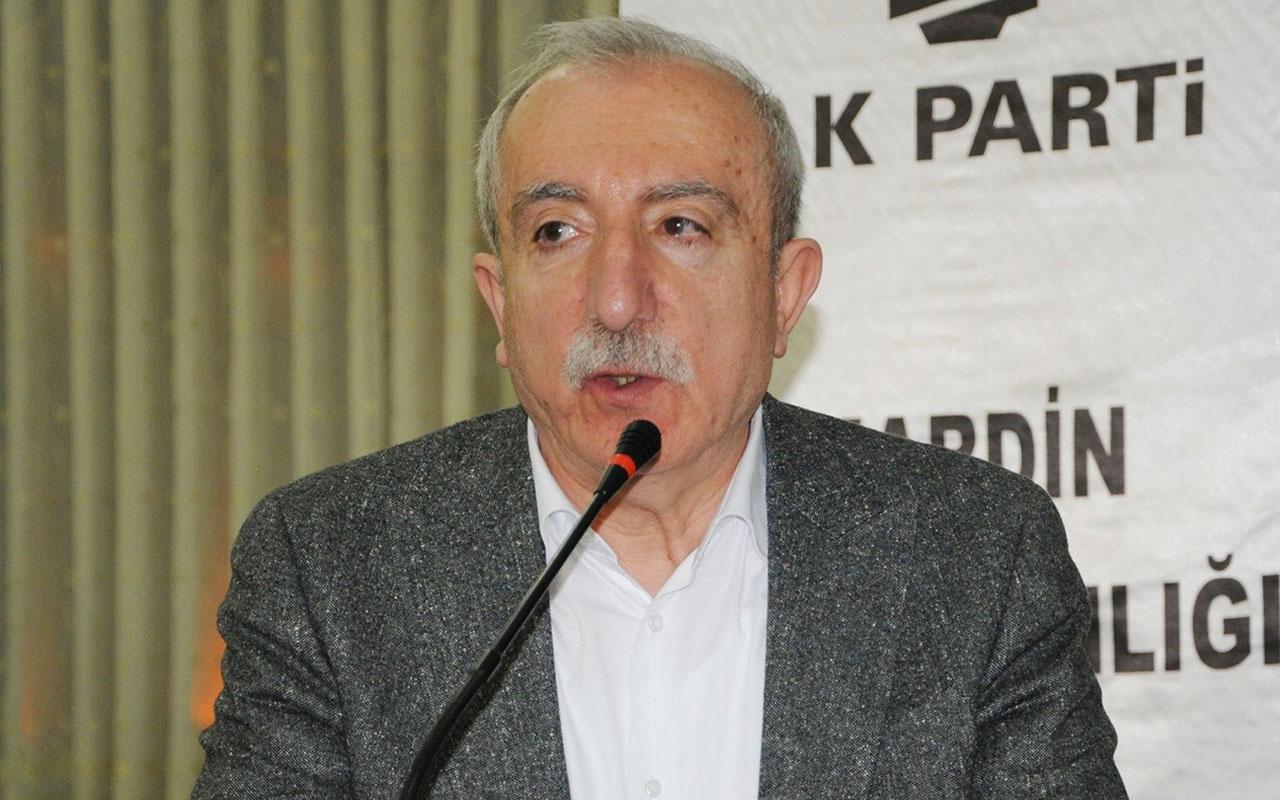 AK Partili Orhan Miroğlu: HDP parçalandı Demirtaş oyları CHP ve İYİ Parti'ye pazarlıyor!