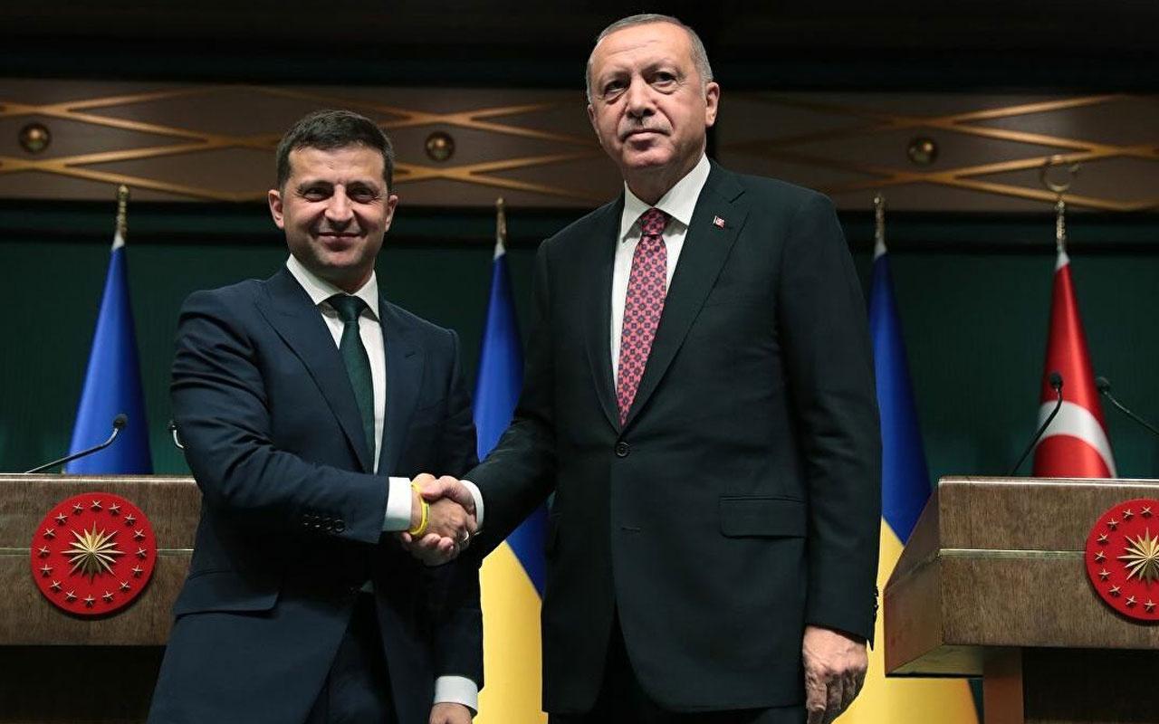 Ukrayna Devlet Başkanı Vladimir Zelenskiy Türkiye'ye geliyor