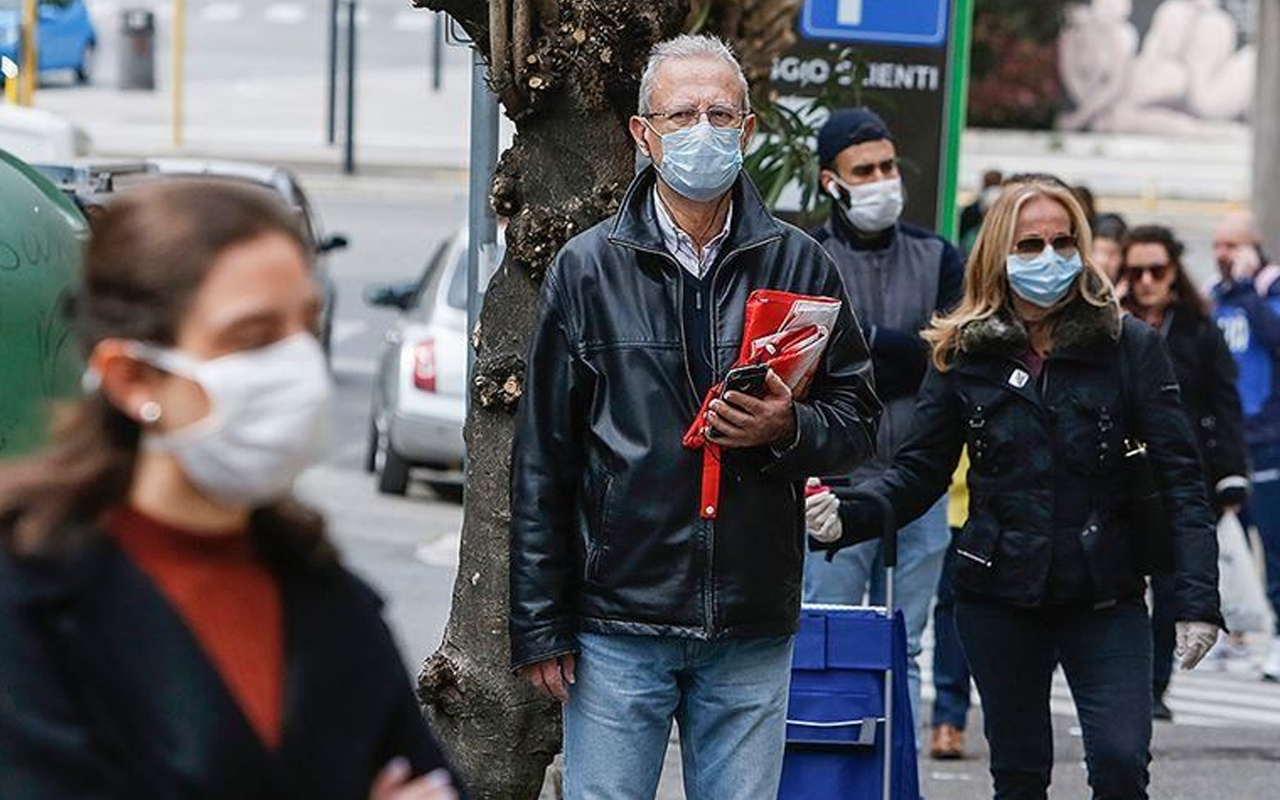 Almanya'da salgının başından beri görülmeyen rekor kırıldı! Ülke panikte