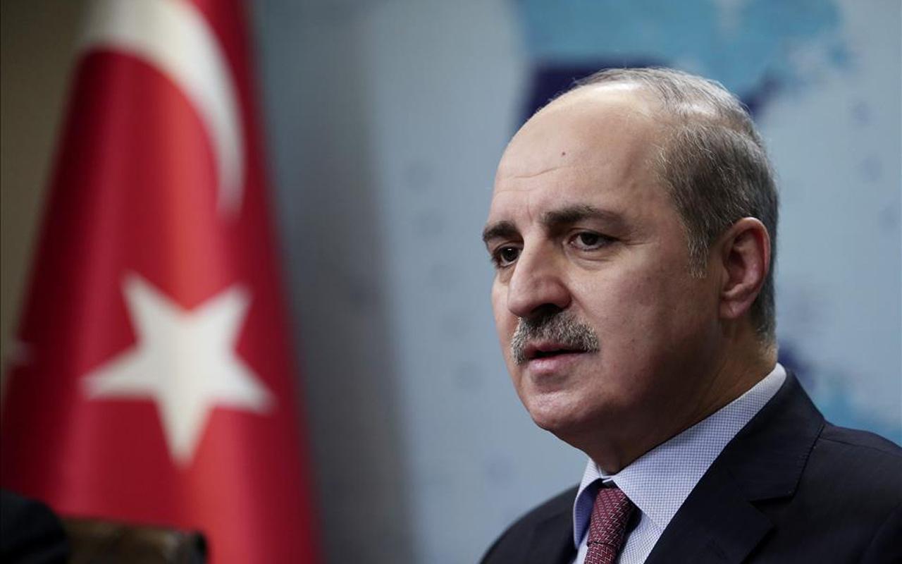 AK Partili Numan Kurtulmuş'un acı günü amcasını kaybetti