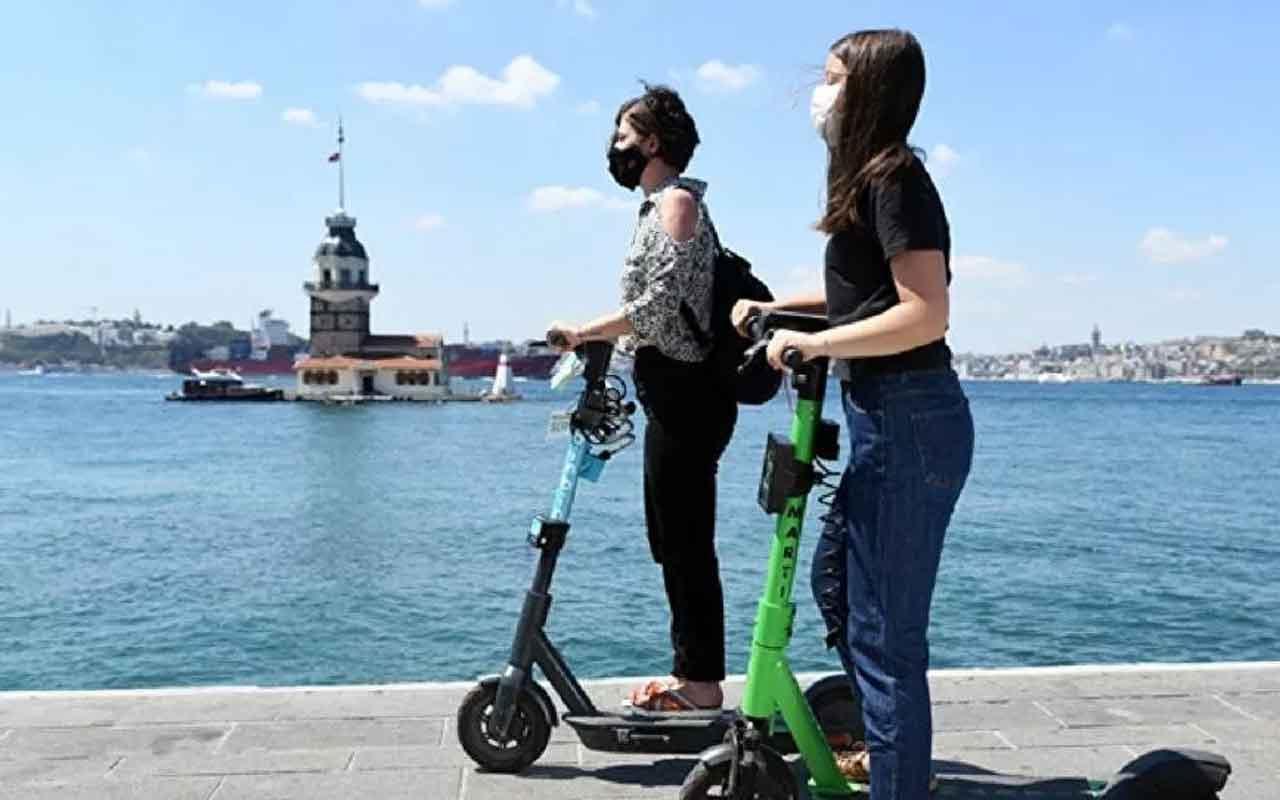 Meclis'te 'scooter' tartışması: 'Hele bunun adı nedir? Skuter mi, bas git mi, bin git mi?'