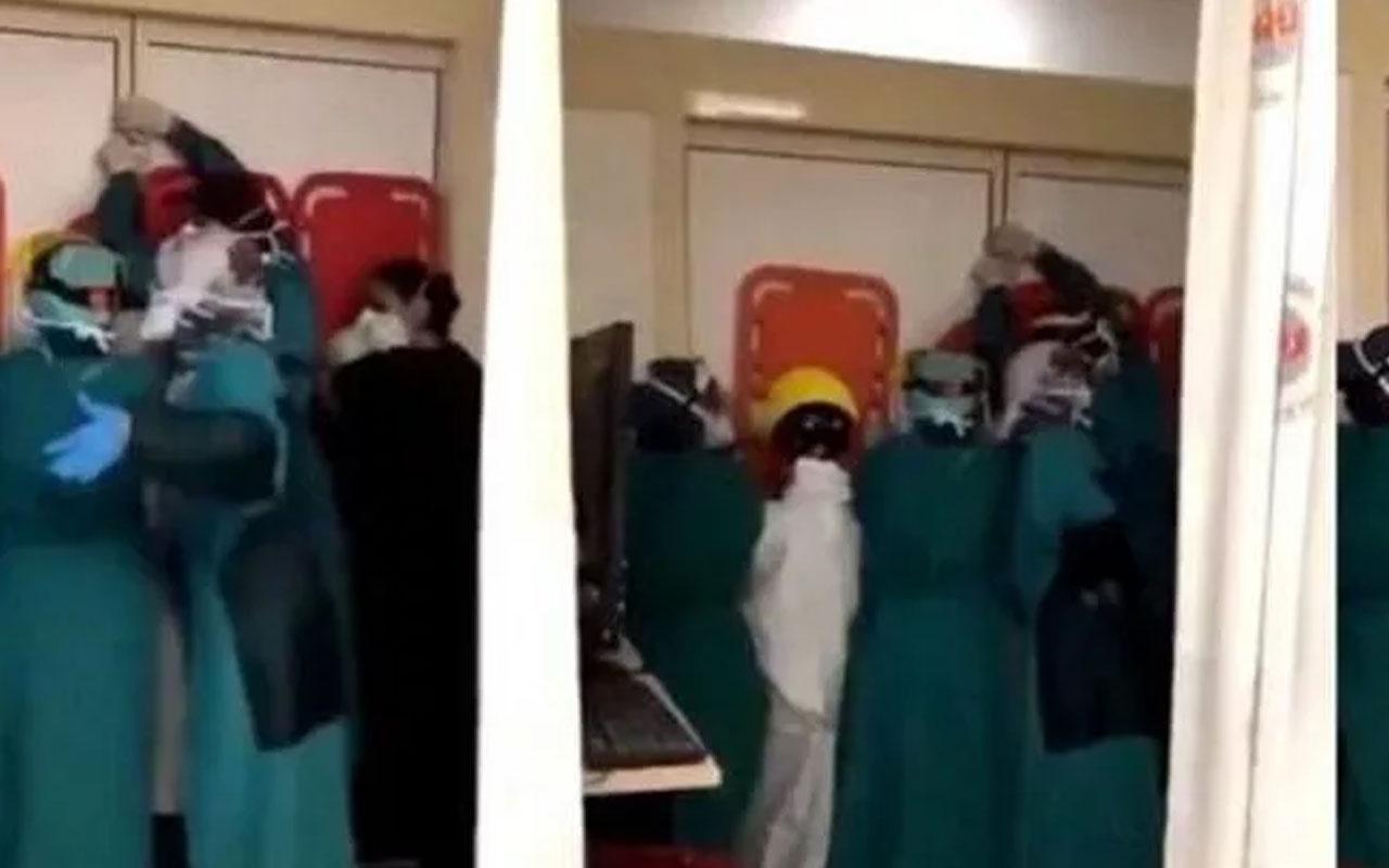Ankara'da sağlık çalışanlarına şiddet davasında istenen ceza açıklandı