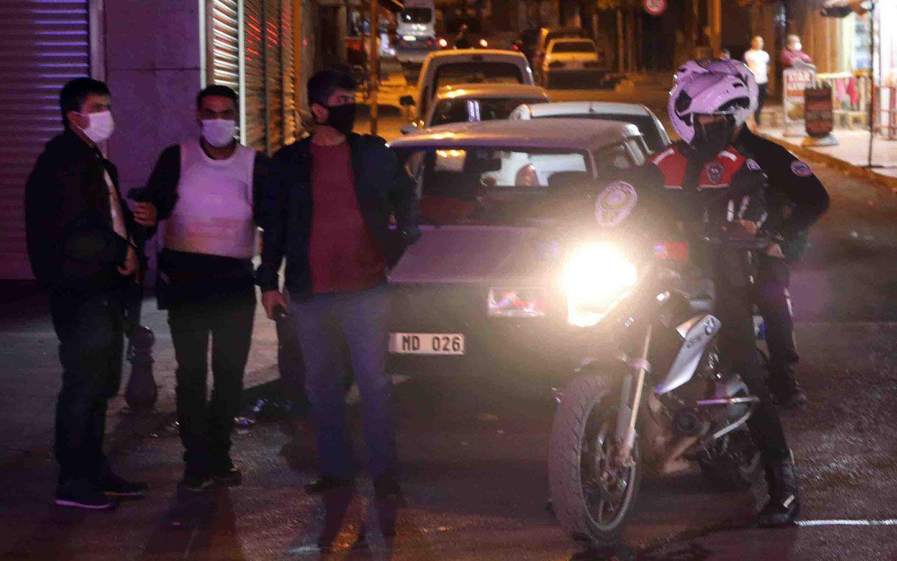 Gaziantep'te vatandaşın dikkati faciayı önledi zaman ayarlı bomba bıraktılar