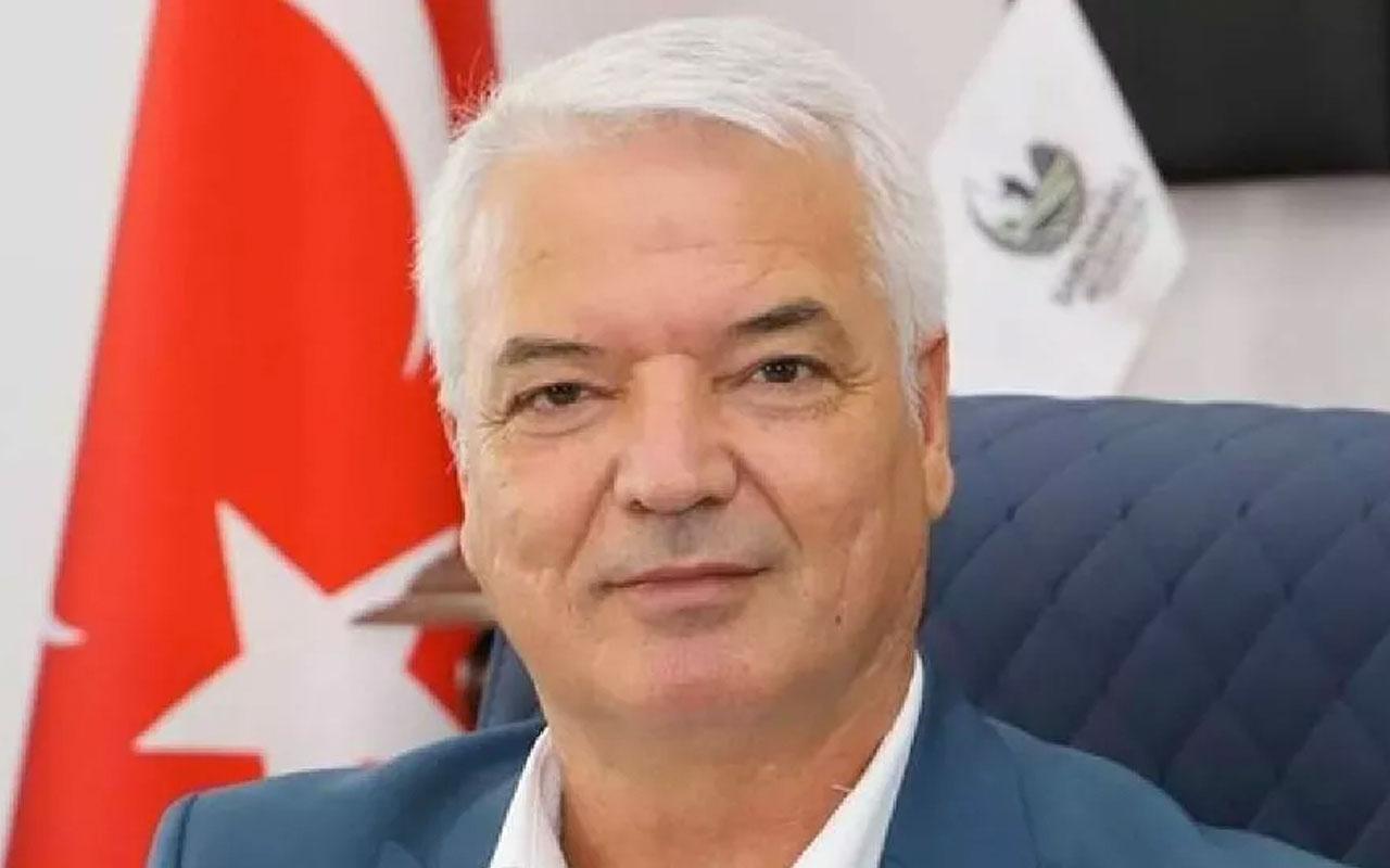 Koronavirüse yakalanan CHP'li Saruhanlı Belediye Başkanı Zeki Bilgin yoğun bakıma alındı