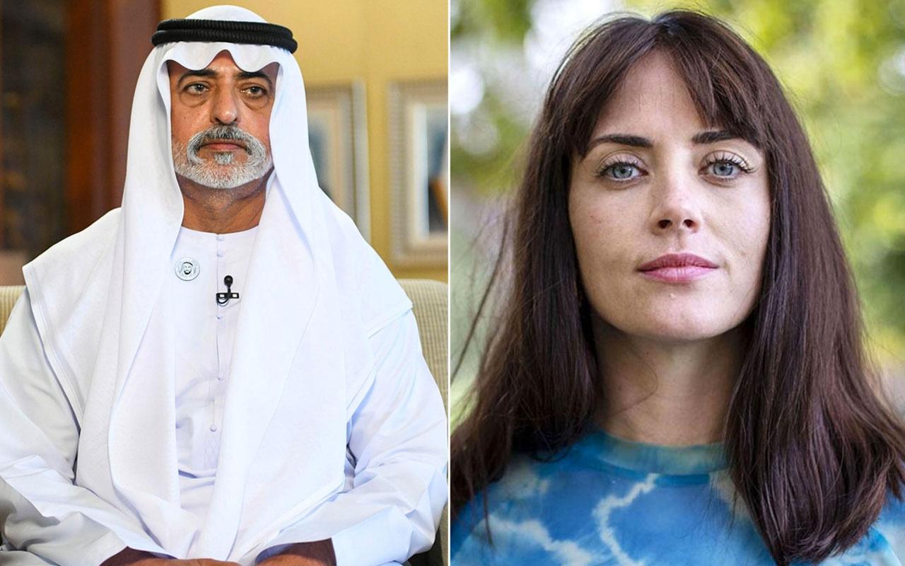 İngiliz kadın Caitlin McNamara: Al Nahyan villada beni taciz etti