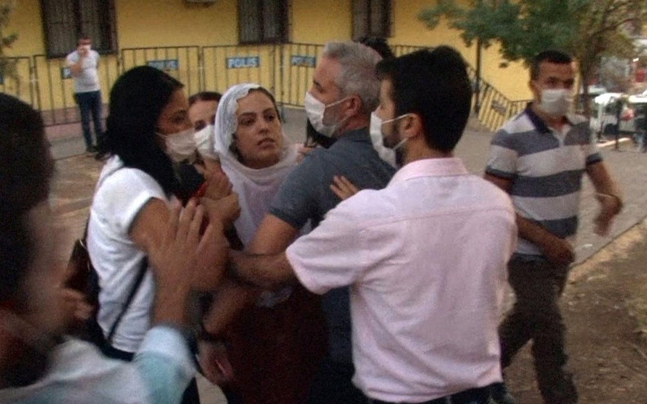 HDP'li vekilden evlat nöbeti tutan ailelere hakaret