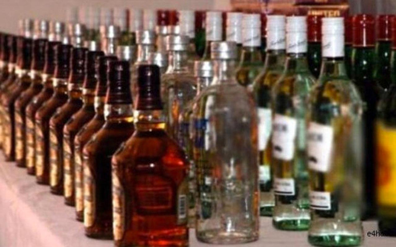 Dehşet sürüyor! Sahte içkiden ölenlerin sayısı 61'e yükseldi