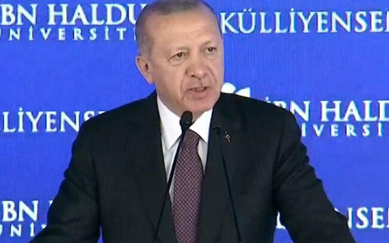 Erdoğan hem uyardı hem özeleştiri yaptı: Cumhuriyetimizin en büyük kaybıdır