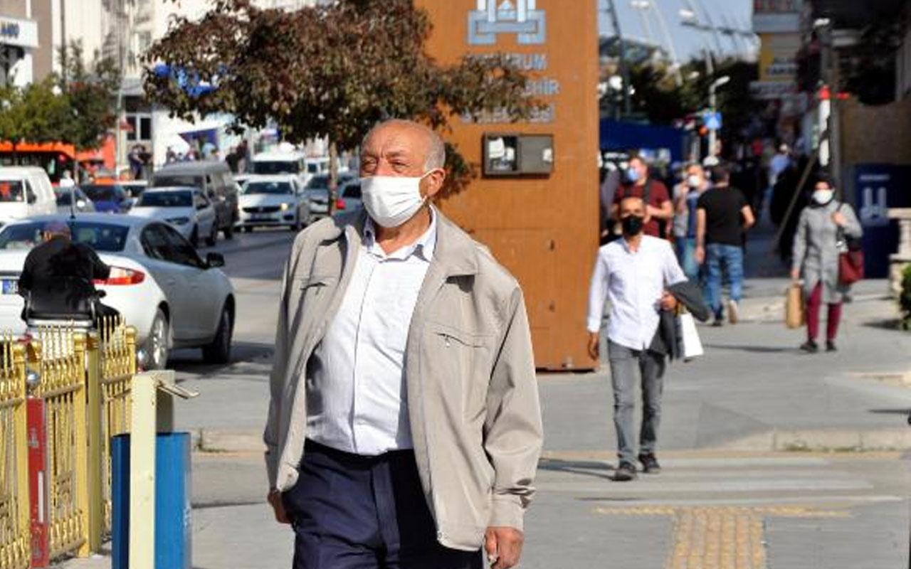 Karaman'da yeni koronavirüs kararları! 65 yaş ve üzerine kısıtlama geldi