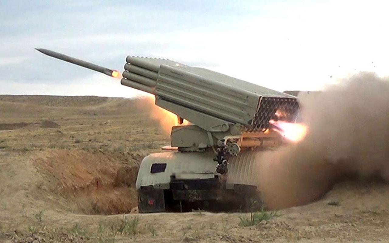 Azerbaycan petrol boru hattının füzelerle hedef alındığını duyurdu