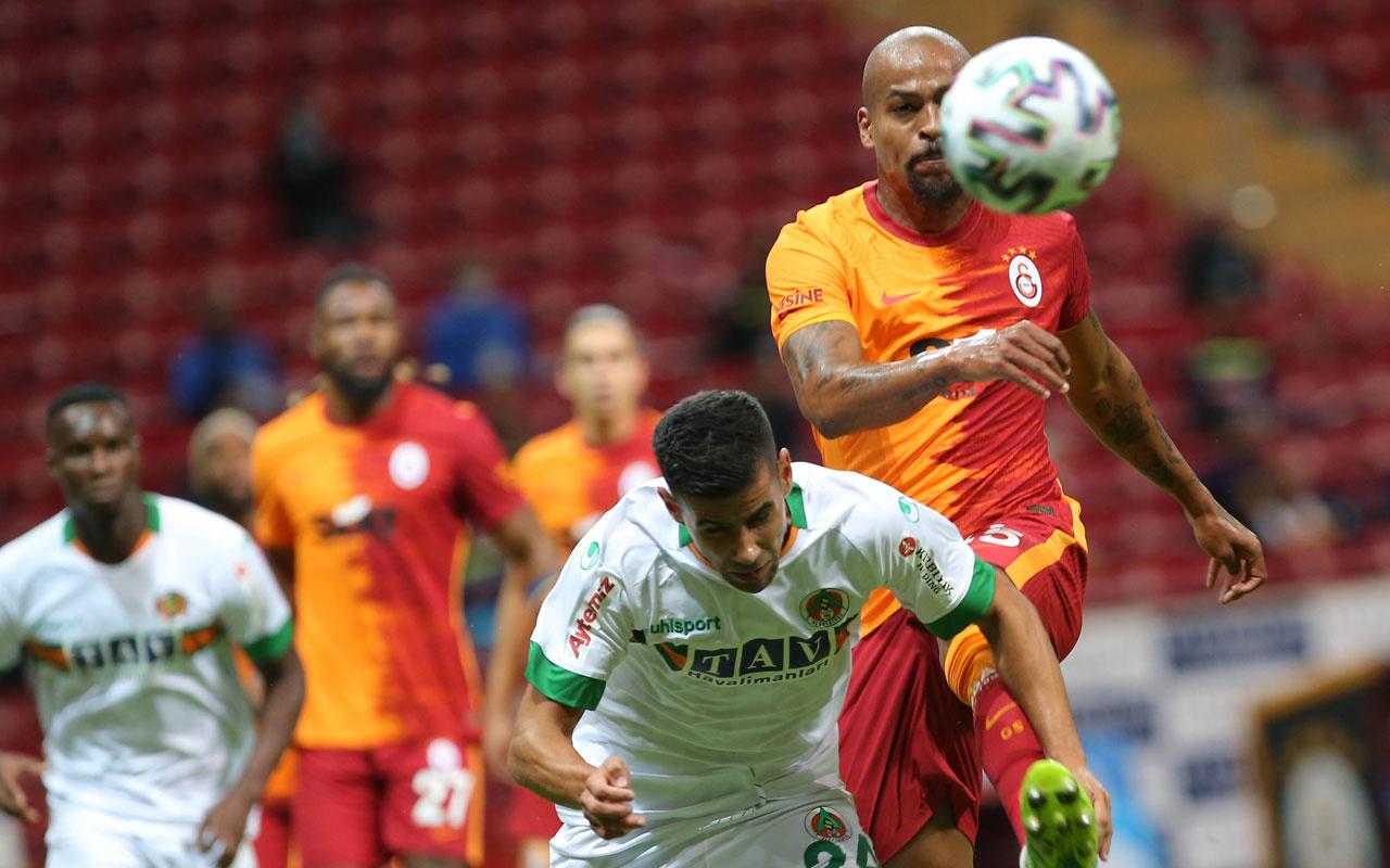 Galatasaray maçına damga vuran penaltı kararı