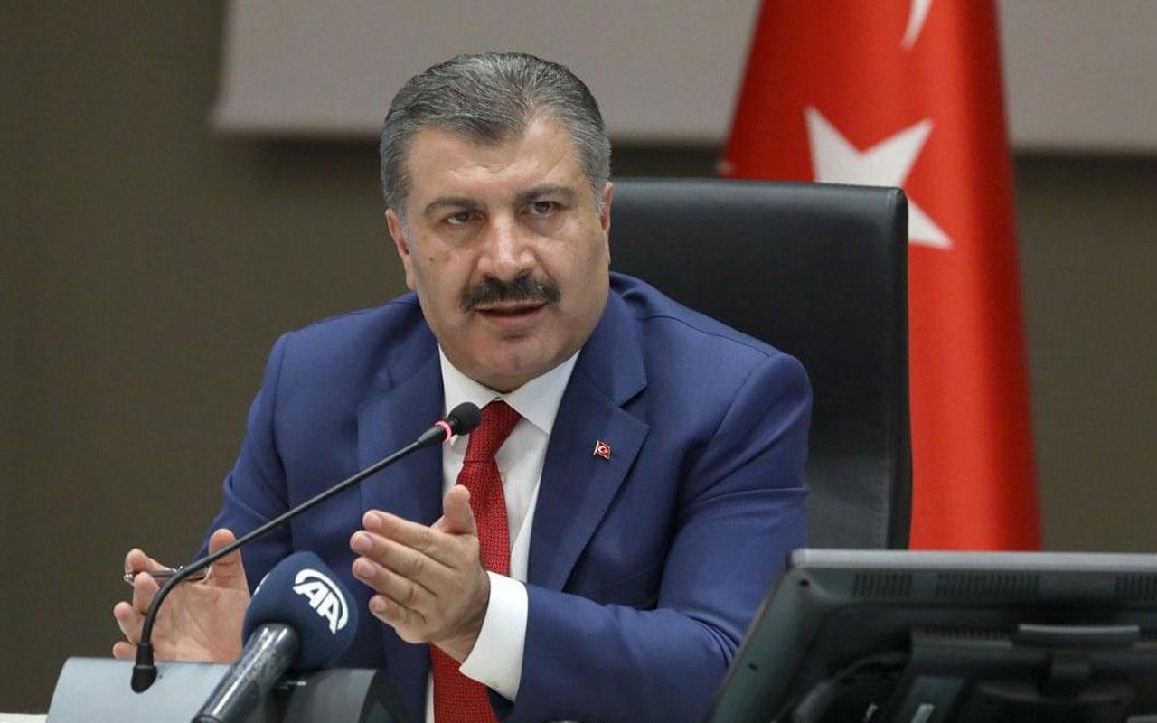 Türkiye'deki corona virüsü vaka ve ölü sayısında son durum (19 Ekim 2020)