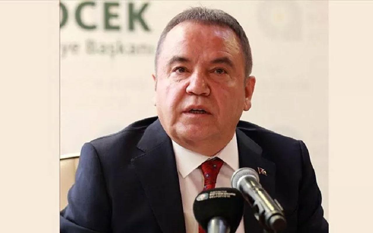 Antalya Büyükşehir Belediye Başkanı Muhittin Böcek'in durumu halen kritik