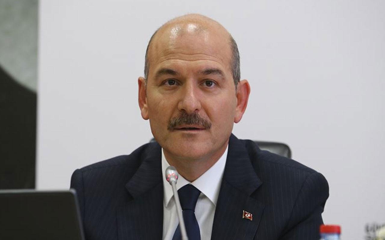 İçişleri Bakanı Süleyman Soylu: Hakkari'de 17 teröristi etkisiz hale getirdik