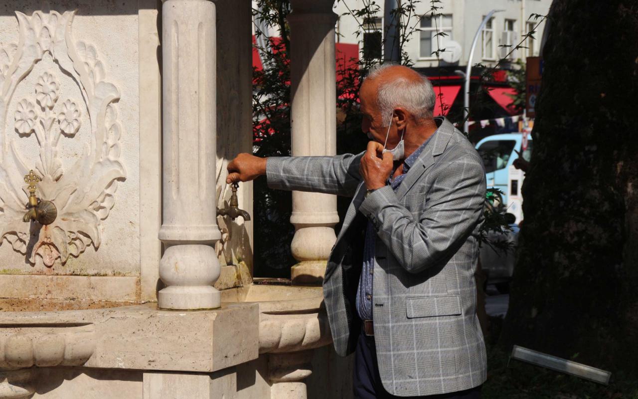 Türkiye'nin en çok yağış alan ili Rize'de, içme suyu azaldı
