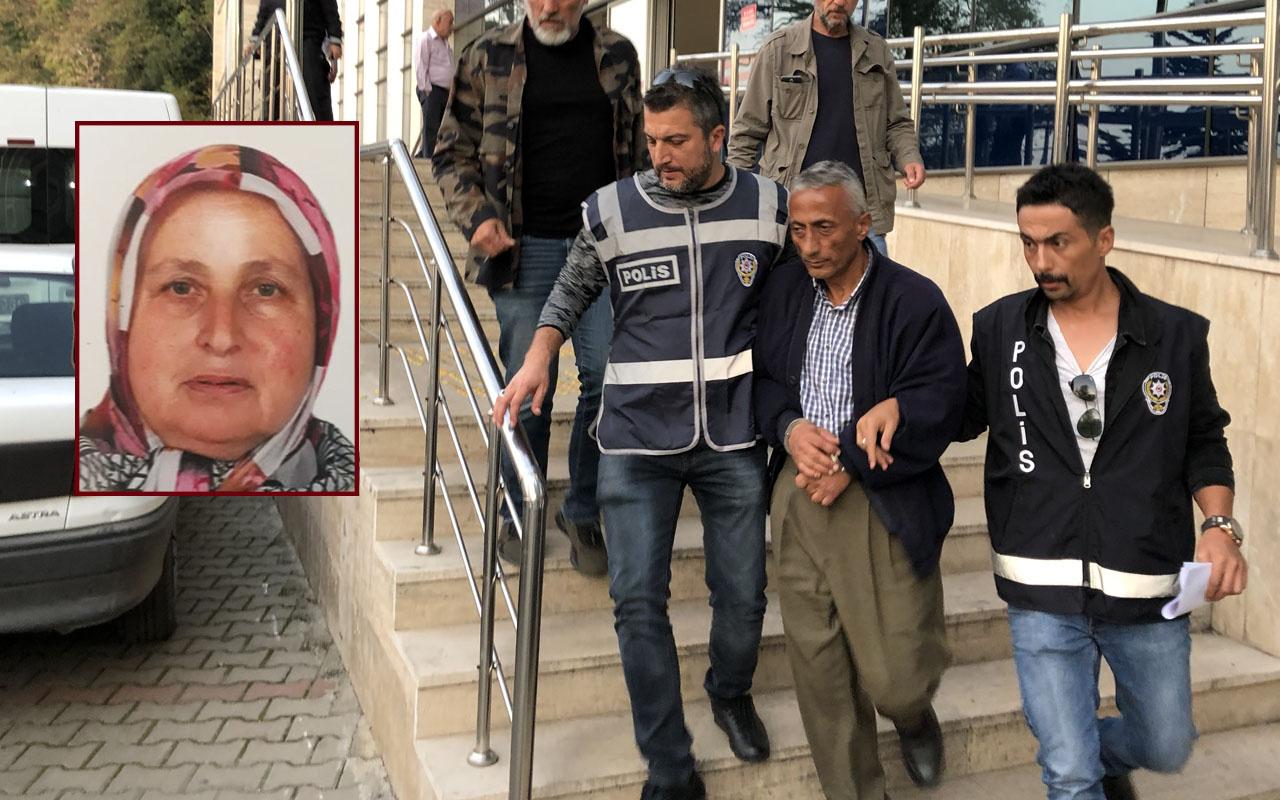 Zonguldak'ta öldürdüğü komşusunun cenazesine katıldı! Cezası belli oldu