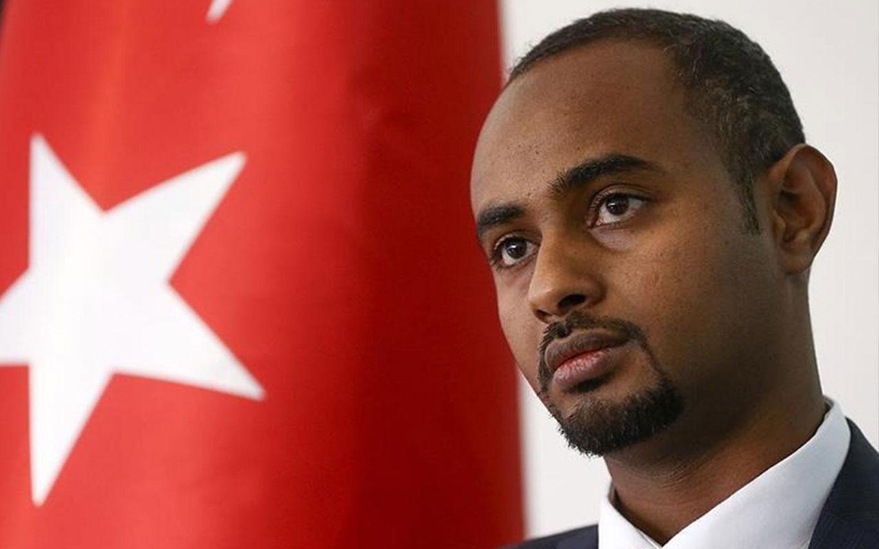 Üniversiteyi Türkiye'de okuyan Abdulkadir Muhammed Nur, Somali'de Adalet Bakanı oldu