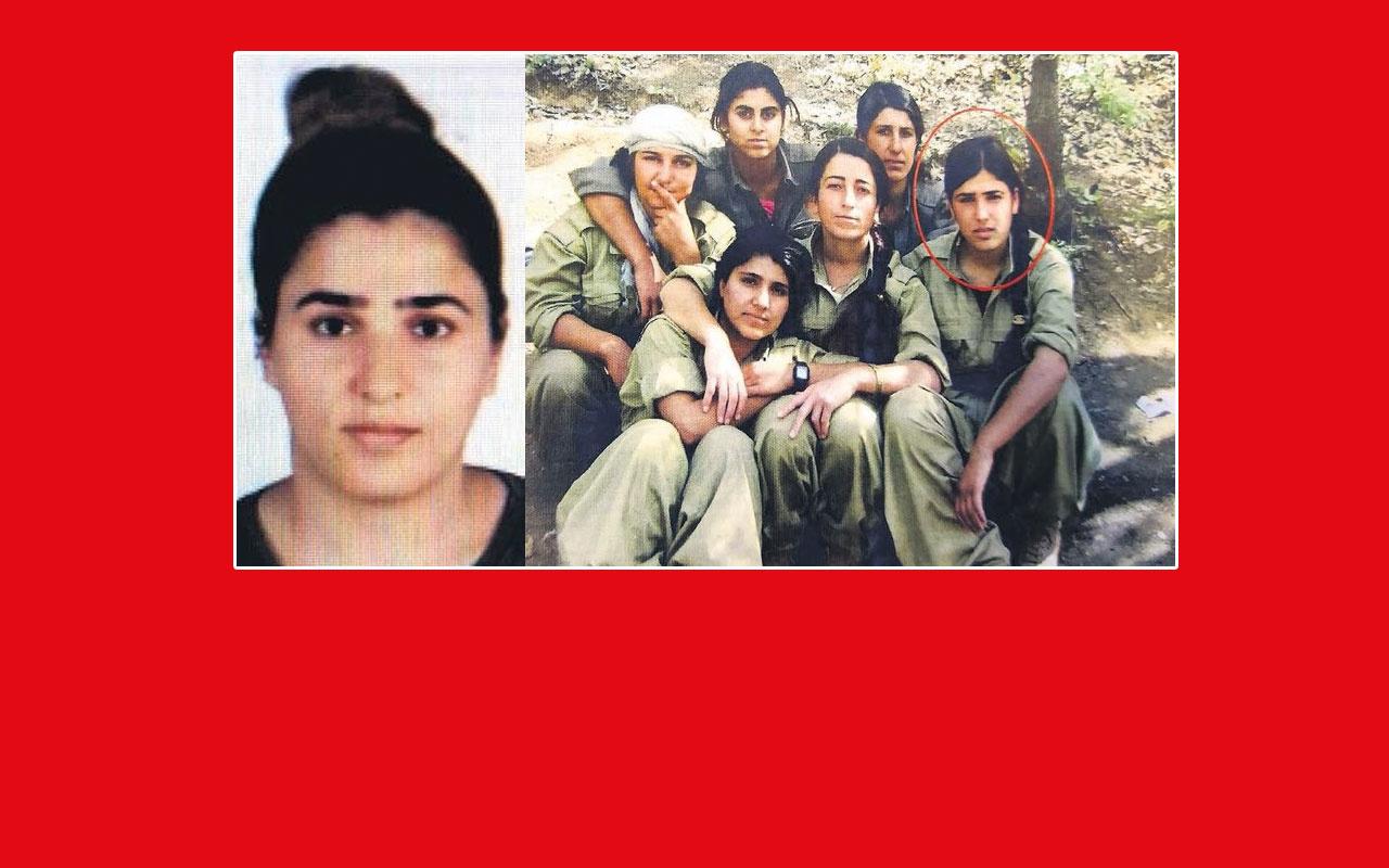 Terörist anne Rojda Barut'a devlet şefkati! Öyküsü ders olacak nitelikte