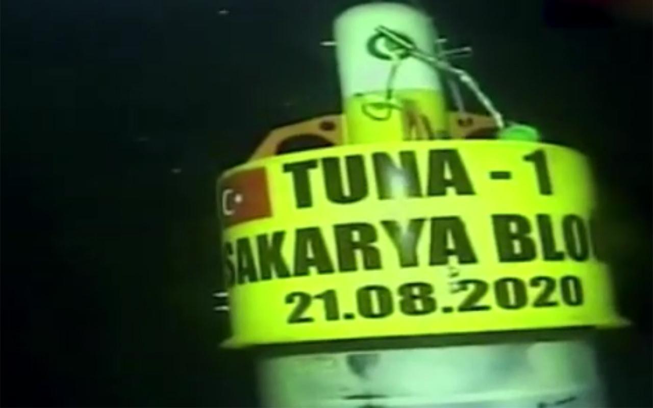 Tuna-1 kuyusunun sondaj görüntülerini paylaşıldı