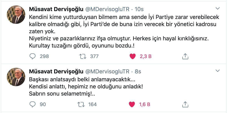 İYİ Parti'de Ümit Özdağ'a ağır suçlamalar! Özdağ kimin 'truva atı'?