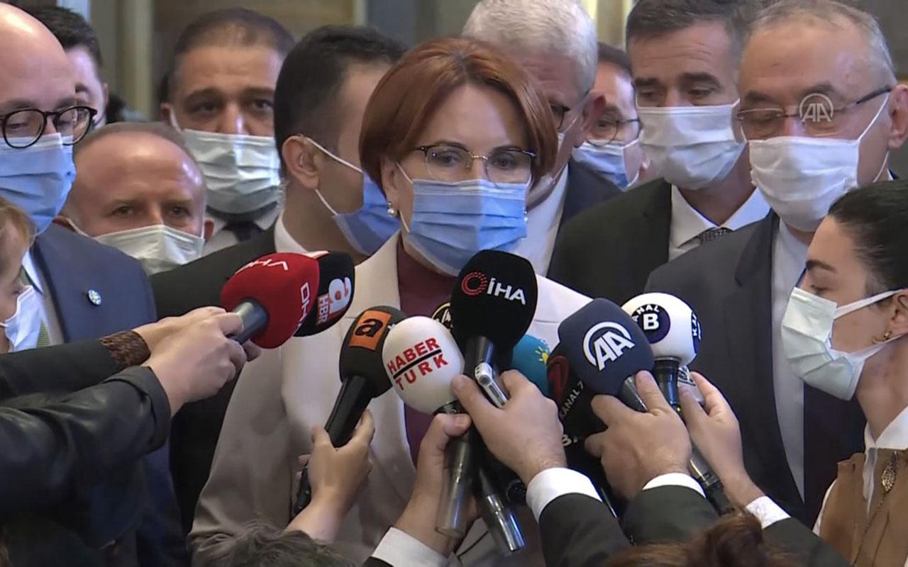 "İYİ Parti lideri Meral Akşener, Ümit Özdağ'a ""yalancı"" dedi! Bülent Turan sözleri olay"