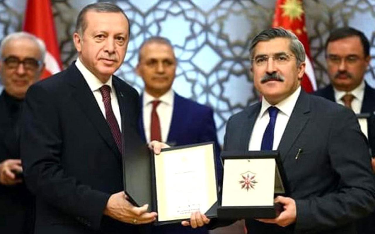 AK Parti Hatay Milletvekili Hüseyin Yayman'ın koronavirüs testi pozitif