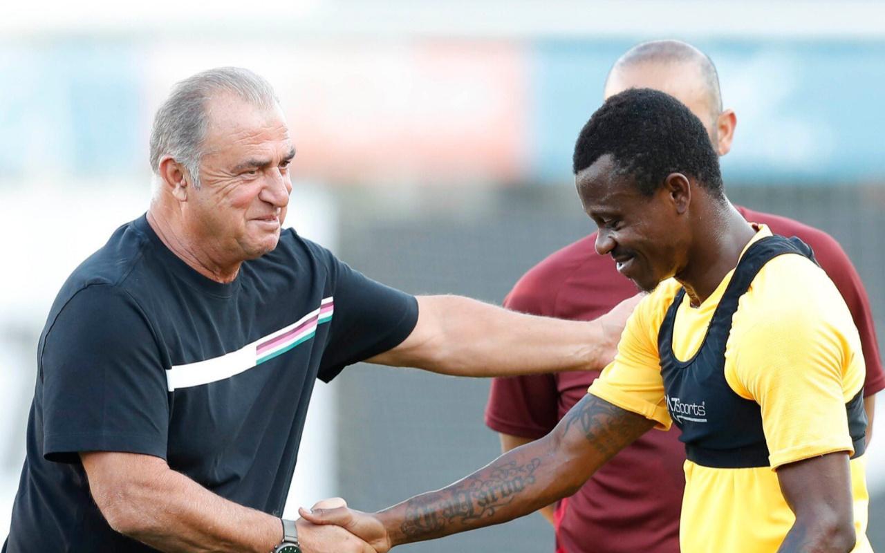 Galatasaray'ın eski futbolcusu Seri'ye lisans çıkarılmadı