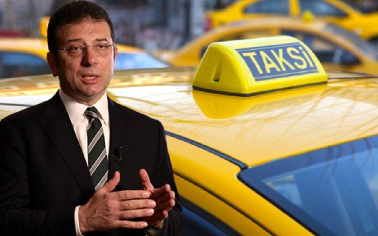 İBB, yeni taksi yönetim modeli! İngilizce bilen taksici çalıştırılacak