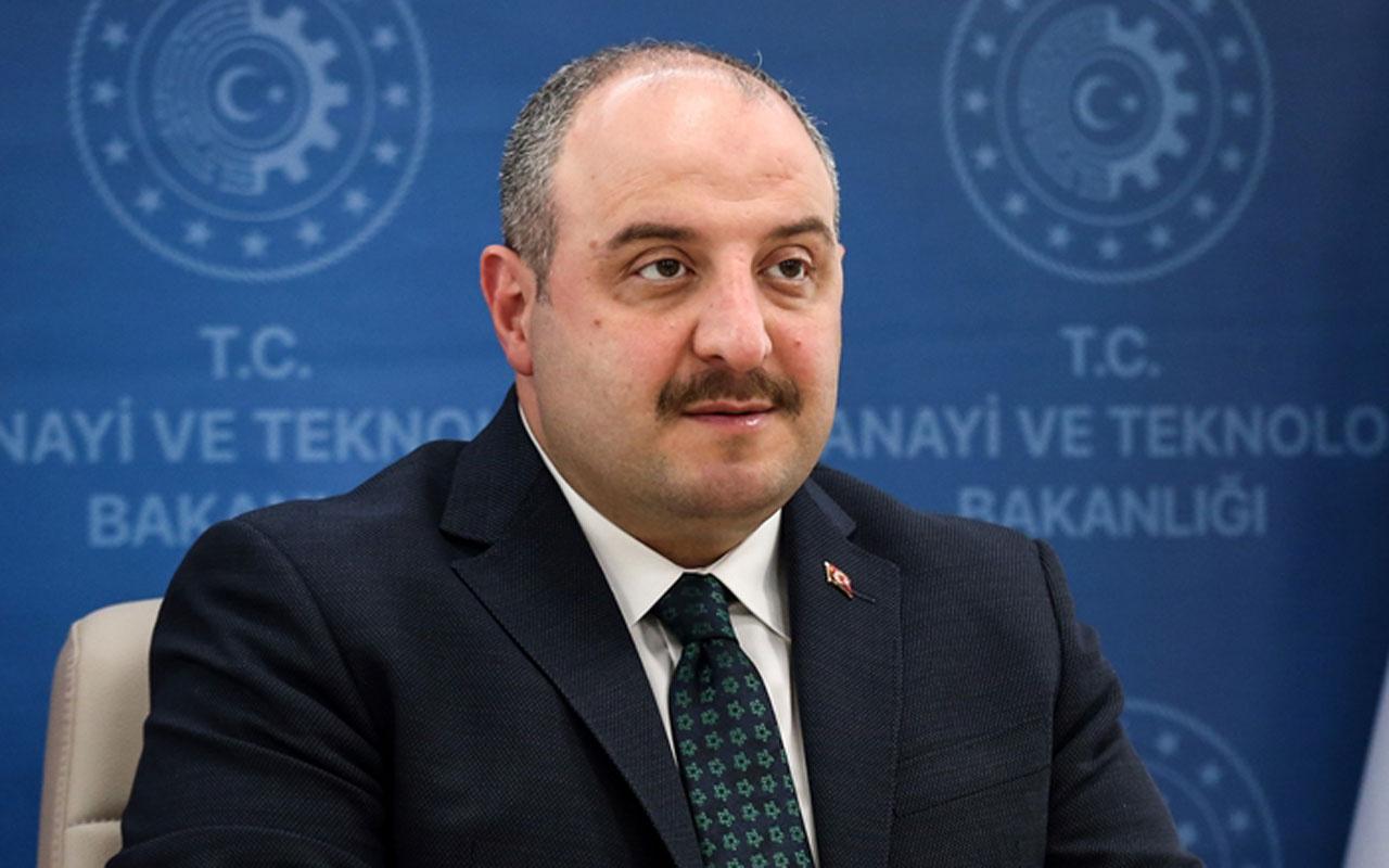 Kansere karşı medikal sanayi hamlesi Mustafa Varank açıkladı