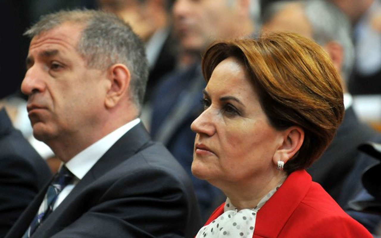 İYİ Parti'de FETÖ kavgası büyüyor! Ümit Özdağ'dan Akşener'e sert yanıt
