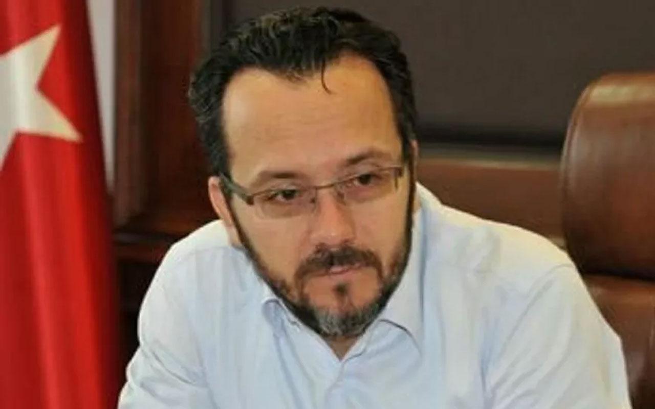 ADÜ eski rektörü Prof. Dr. Cavit Bircan gözaltına alındı! Kumpas ve şantaj nedeniyle