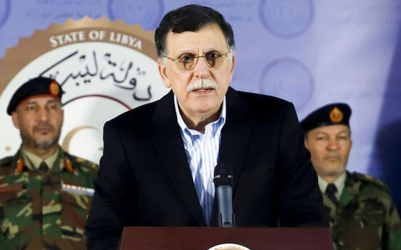Libya'da tansiyon yükseliyor! Serrac, Adalet Bakanı İdris'i cezalandırdı