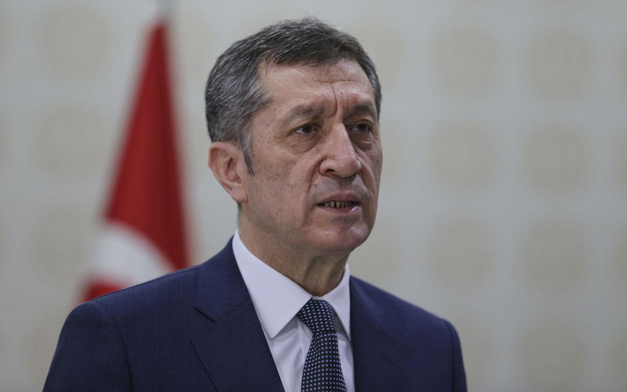 Milli Eğitim Bakanı Ziya Selçuk imzaladı 19 Ekim'den itibaren açılacak