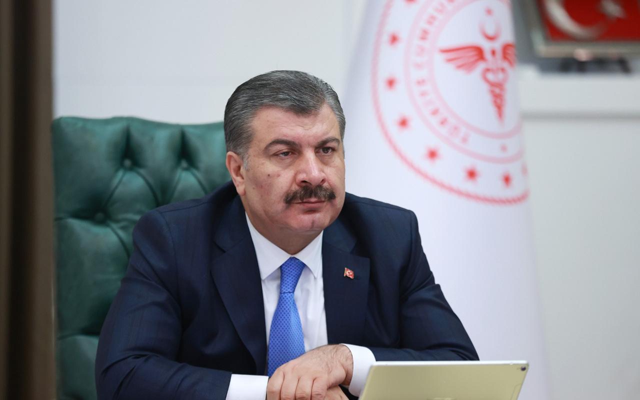 Sağlık Bakanı Fahrettin Koca'dan 65 yaş ve üstüne uyarı: Çok dikkat edin