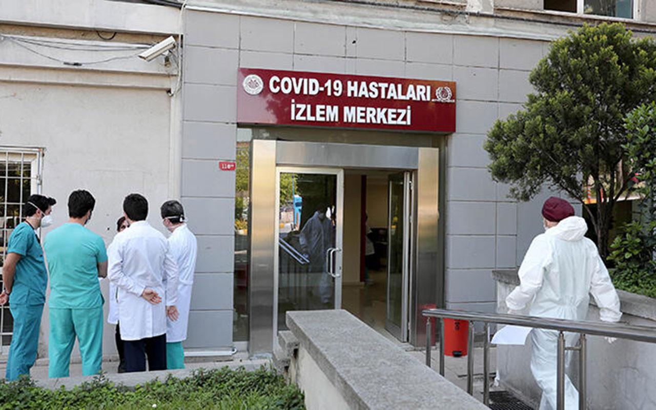 İstanbul'da koronavirüs vakaları iki kat arttı! Cerrahpaşa Tıp Dekanı Prof. Dr. Gönen uyardı