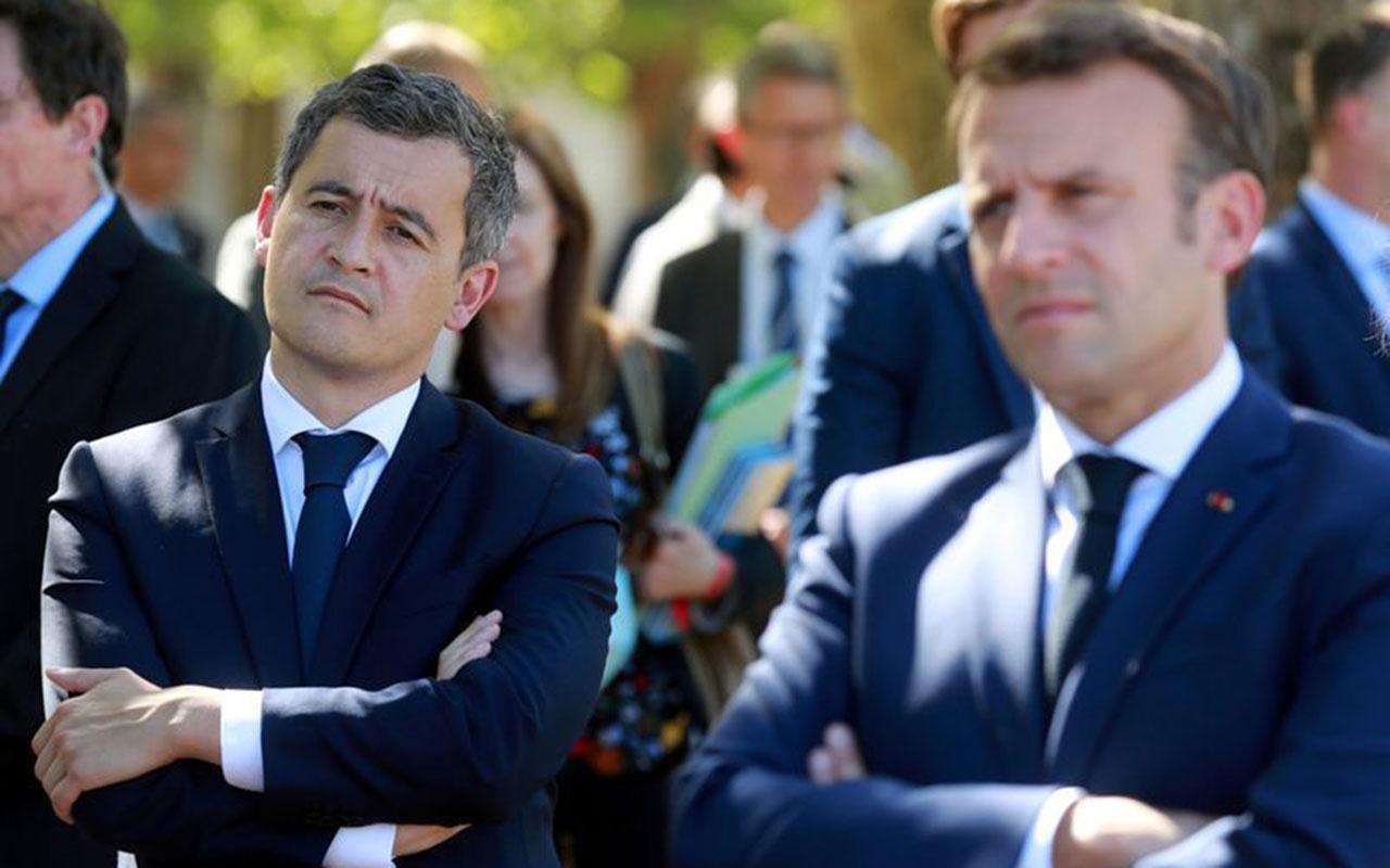 Fransasız bakandan çirkin sözler! Helal gıda reyonların bulunmasından rahatsızmış