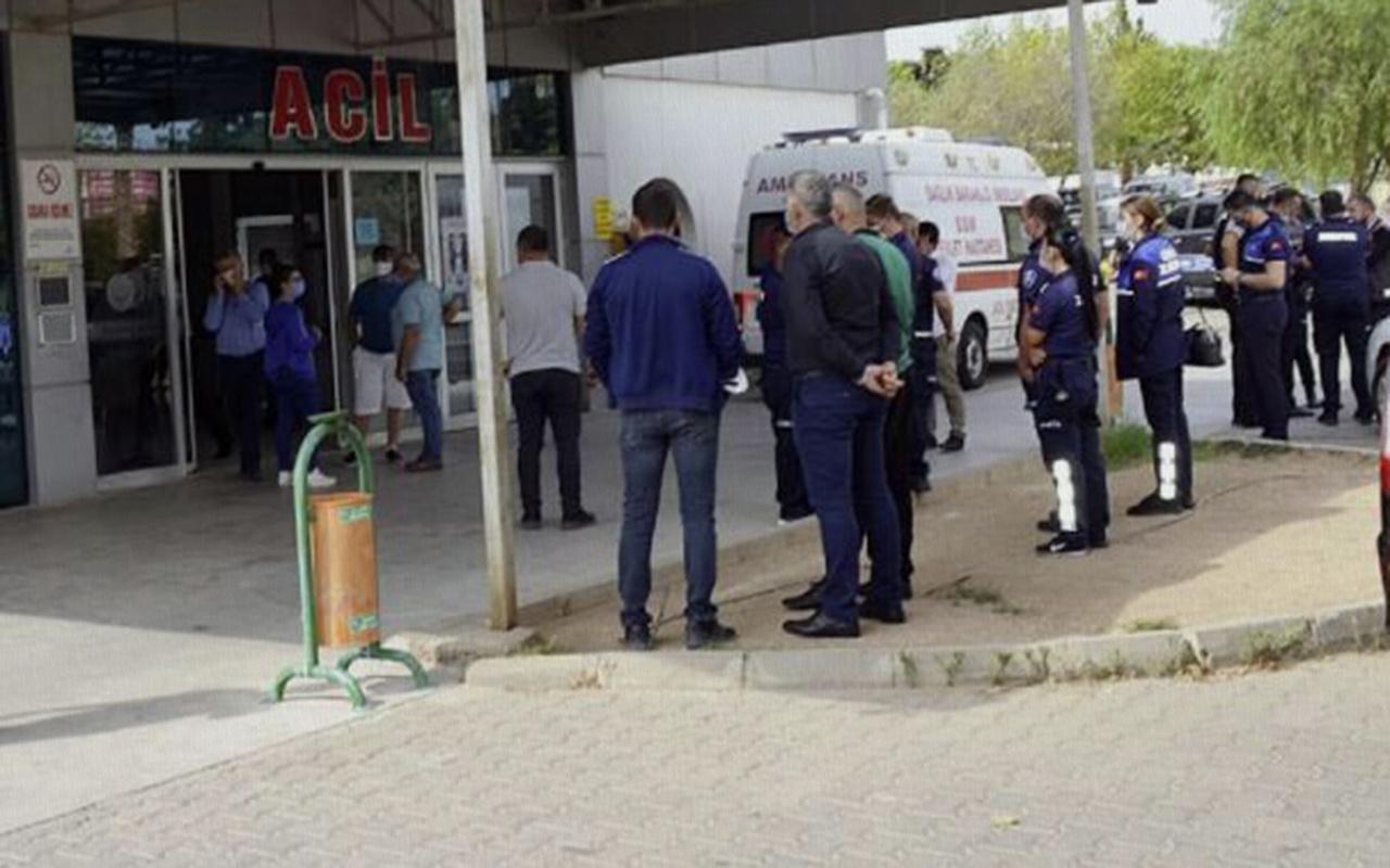 Aydın Didim'de Zabıta Müdürü tartıştığı seyyar satıcı tarafından bıçaklandı