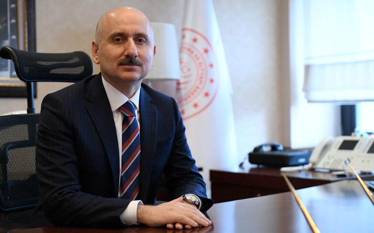 Karaismailoğlu: Türksat 5A Kasım'da fırlatılacak