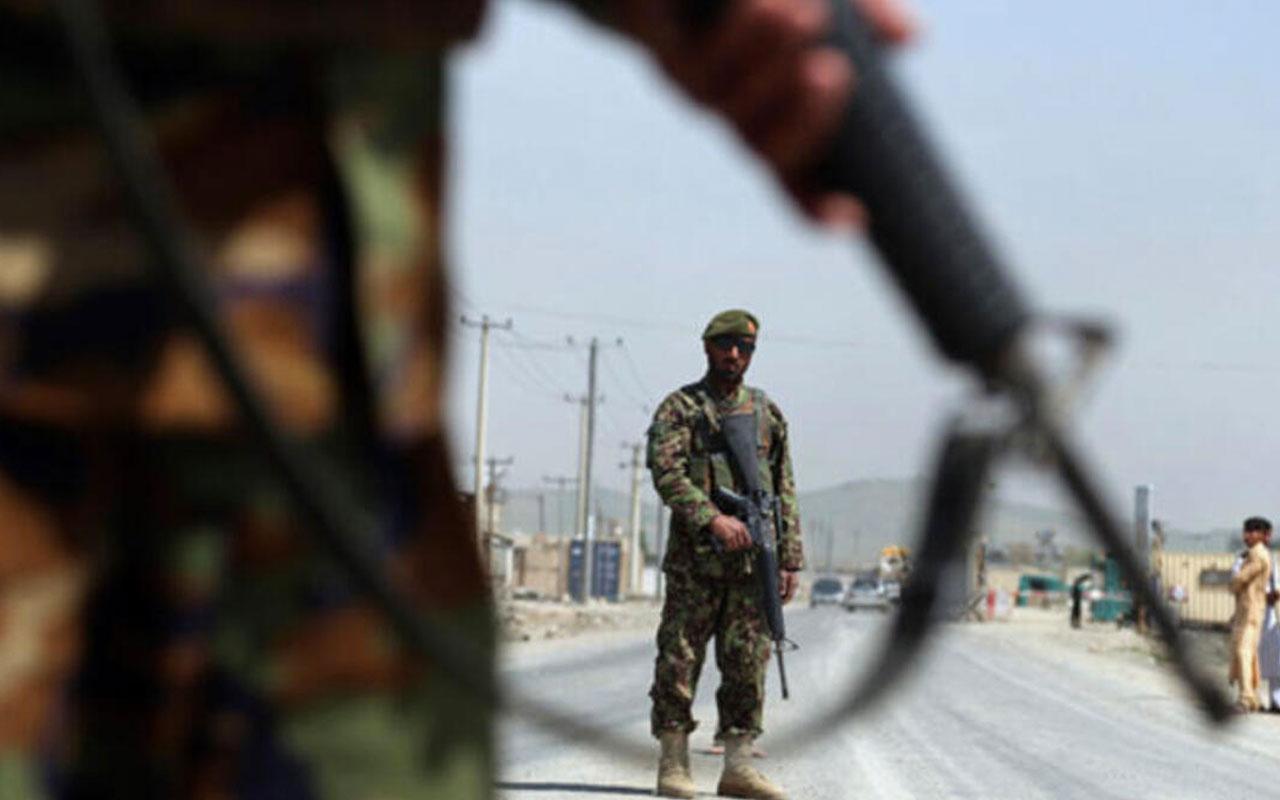 Afganistan'da Taliban saldırısı 34 güvenlik görevlisi öldü
