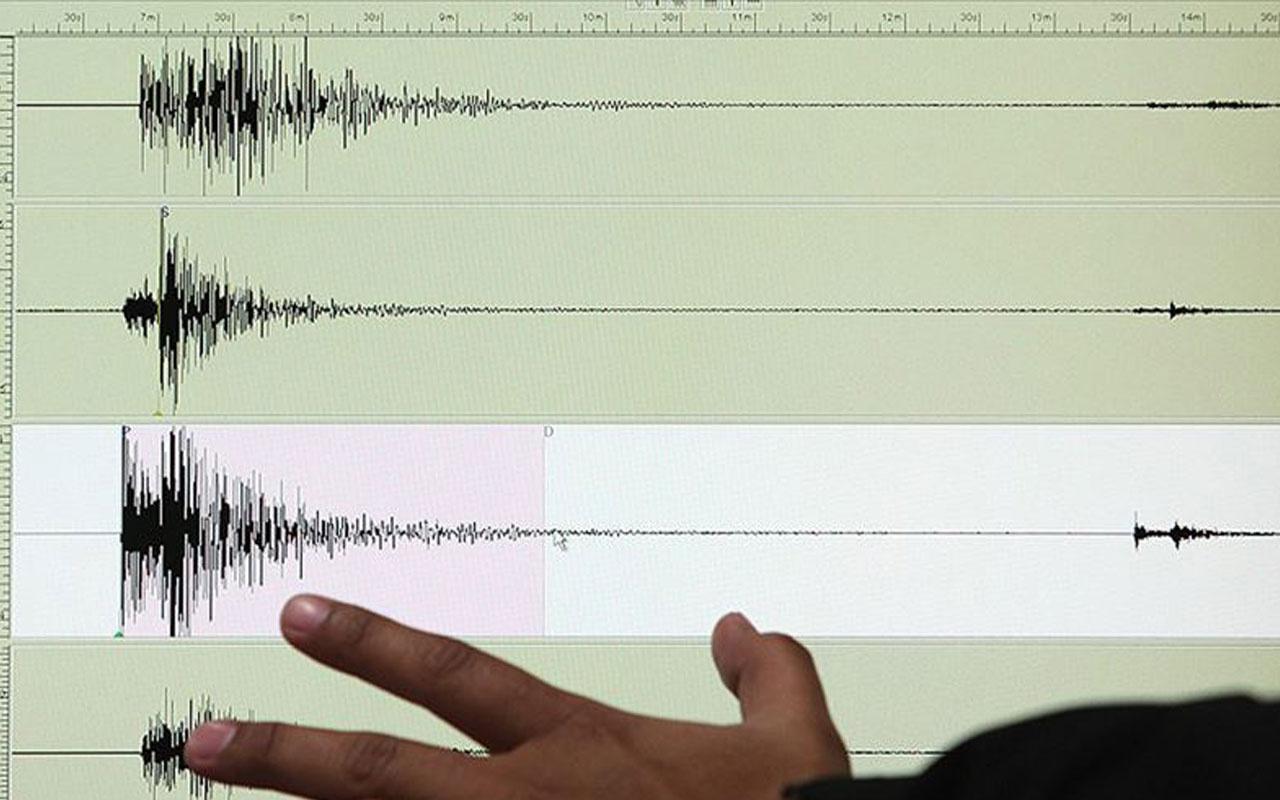 Muğla Datça'da 4.1 büyüklüğünde deprem oldu! AFAD duyurdu