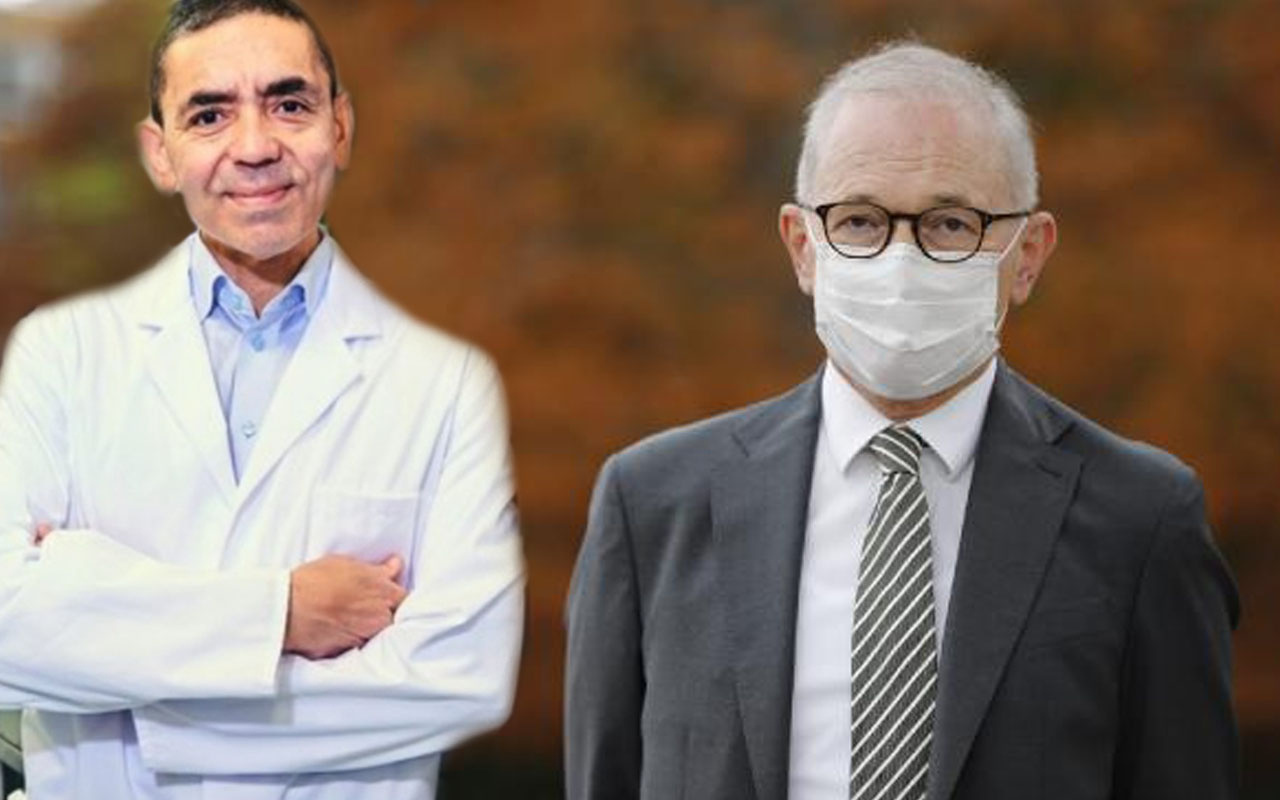Prof. Dr. Uğur Şahin'in geliştirdiği Covid-19 aşısı Türkiye'de başlıyor 550 kişiye uygulanacak