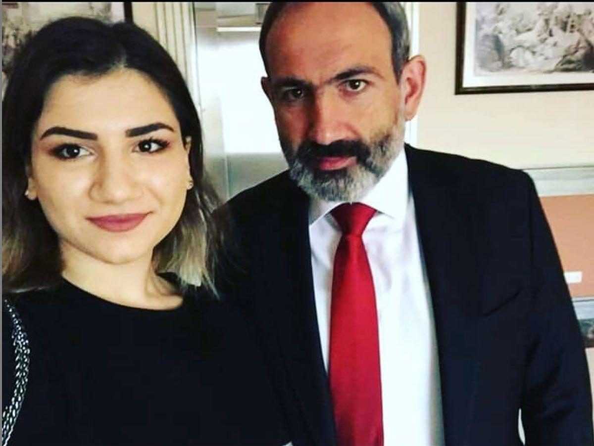 Ermenistan Paşinyan'ın kızını konuşuyor! 'Hayallerimiz ve hedeflerimiz başarısız oldu'