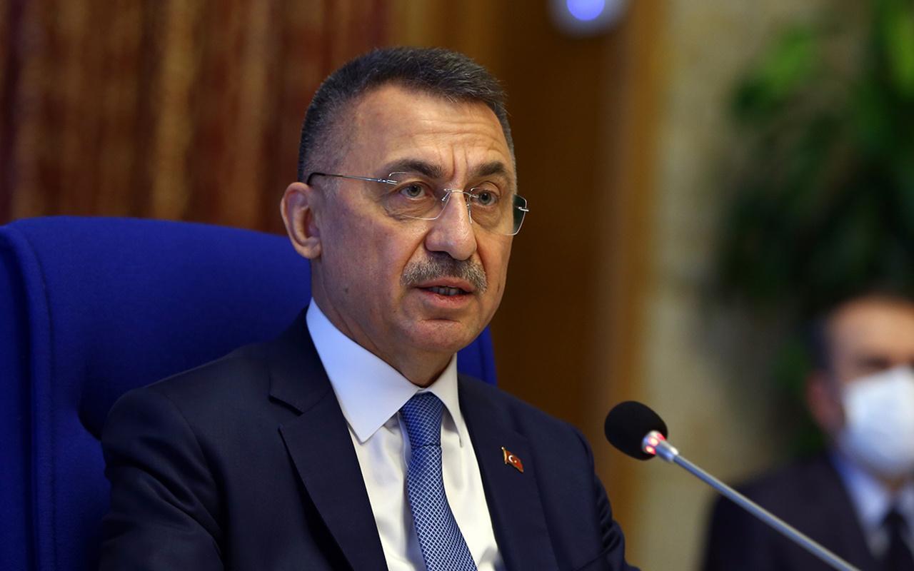 Cumhurbaşkanı Yardımcısı Fuat Oktay'dan 2021 bütçesi açıklaması işte 2021 enflasyon hedefi