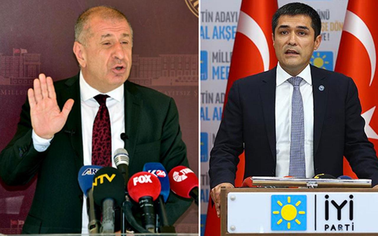 İyi Partili Dikbayır'dan 'Ümit Özdağ' açıklaması: 81 il başkanı suç duyurusunda bulunacak